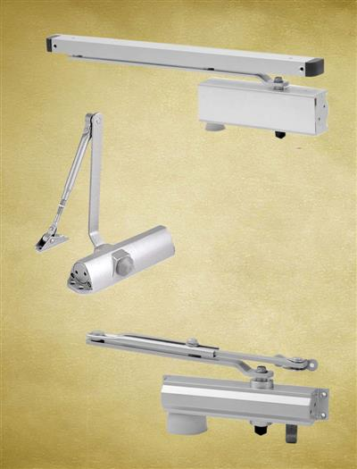 Door Closer (S.S., M.S., Aluminum)